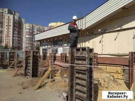 Опалубка колонн универсальный щит аренда Воронеж