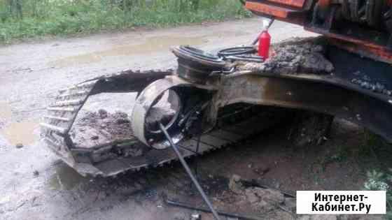 Выездной ремонт спецтехники. Автосервис Санкт-Петербург