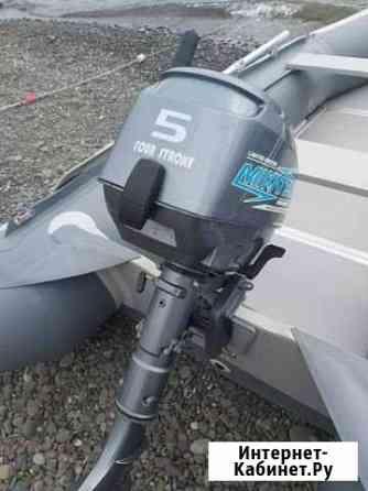 Лодочный мотор mikatsu Морское