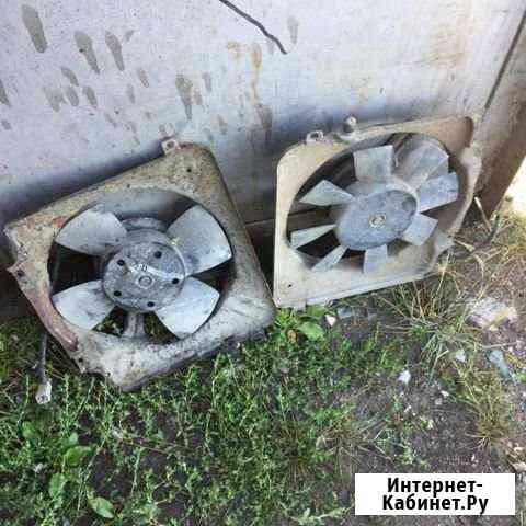 Вентилятор охлаждения ваз 2108-21099 Дюртюли