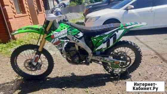 Kawasaki kx250f 2012г Черноисточинск