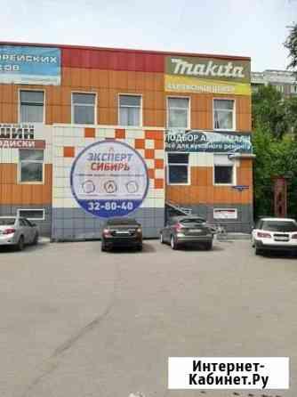 Рекламный баннер на транспортной Новокузнецк