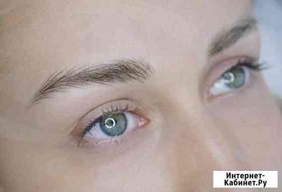 Модель на перманентный макияж к опытному мастеру Санкт-Петербург