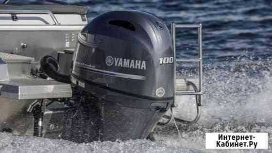 Лодочный мотор Ямаха F100 Симферополь