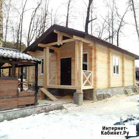 Строительство деревянных домов и дач Казань