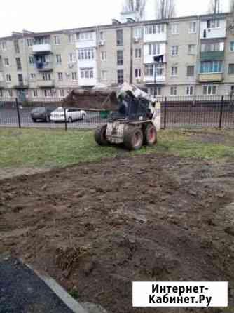 Аренда погрузчика трала катка Невинномысск