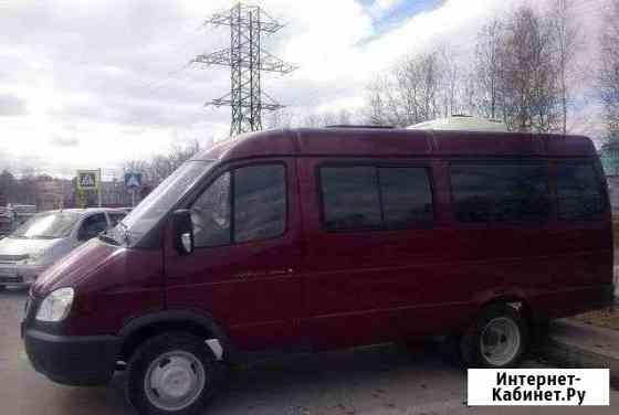 Заказ автобусов 12-20 мест Дзержинск