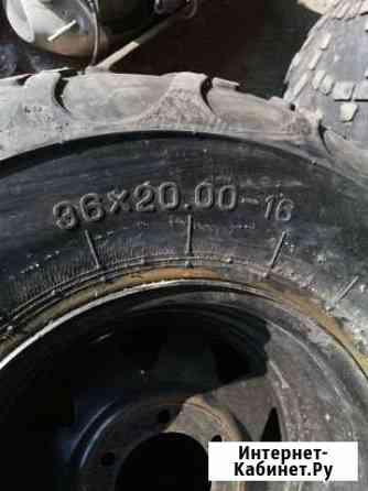 Два комплекта колёс для тундровиков Норильск