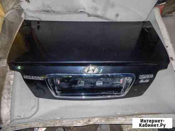 Крышка багажника Hyundai Sonata 5 Калуга