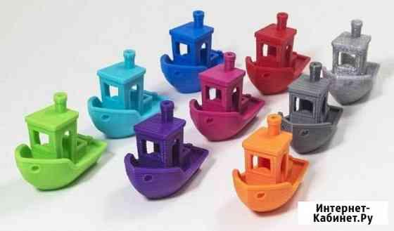 3D-печать, настройка и ремонт 3D-принтеров Уфа