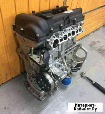 Двигатель 1.4 G4FA Kia Rio 3 Ceed Hyundai Solaris Самара