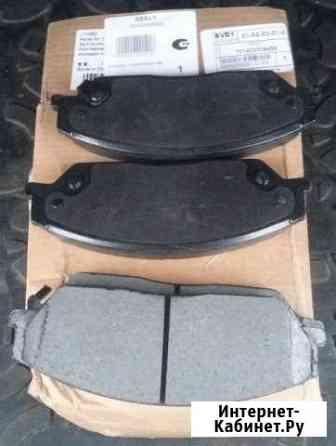Тормозные колодки передние geely emgrand X7 Омск