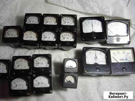 Измерительные головки для радиолюбителей Челябинск