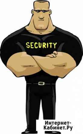 Охранник с ежедневными выплатами Москва