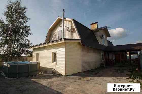 Дом 150 м² на участке 14 сот. Дзержинск