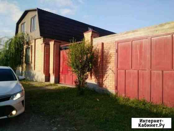 Дом 122 м² на участке 7 сот. Карабулак
