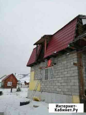 Дом 64 м² на участке 14 сот. Усть-Кокса