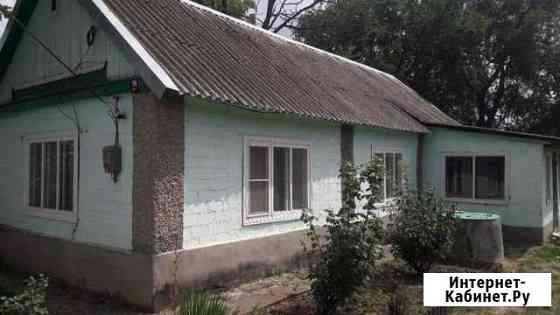 Дом 39 м² на участке 12 сот. Городовиковск