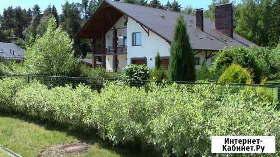 Коттедж 600 м² на участке 30 сот. Лесной