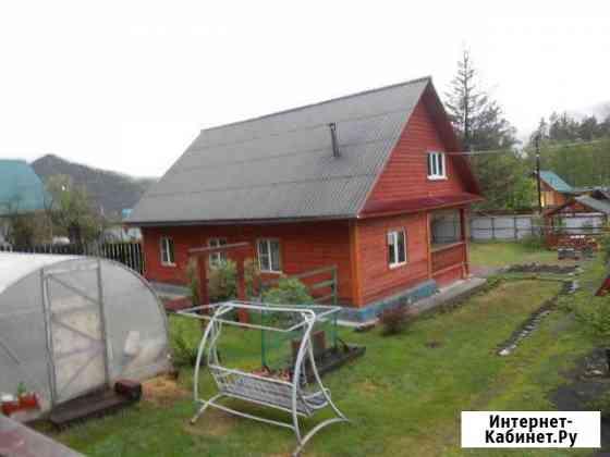 Дом 120 м² на участке 13 сот. Горно-Алтайск