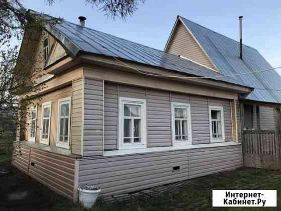 Дом 60 м² на участке 14 сот. Череповец