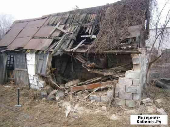 Демонтаж любых строений Тамбов