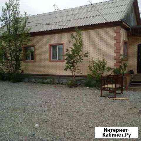 Дом 110 м² на участке 9 сот. Якутск