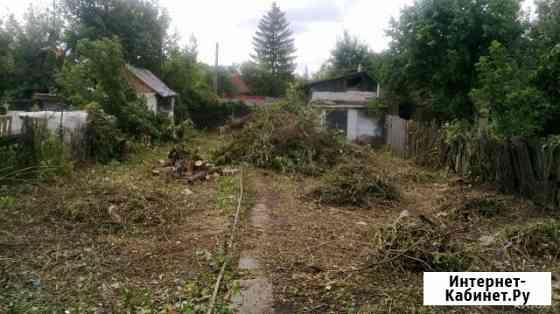 Расчистка участков, демонтаж строений, земляные работы, вывоз мусора Тамбов