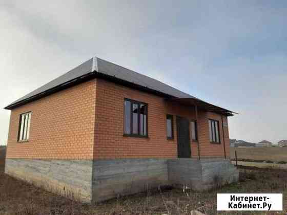 Дом 108 м² на участке 6 сот. Назрань