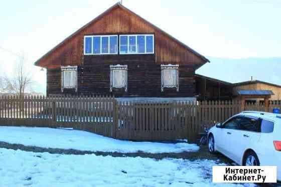 Дом 240 м² на участке 15.4 сот. Абаза