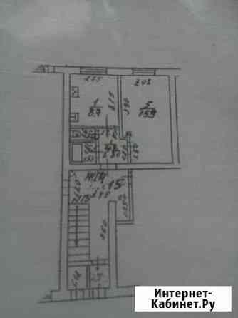 1-комнатная квартира, 32.5 м², 1/2 эт. Кызыл