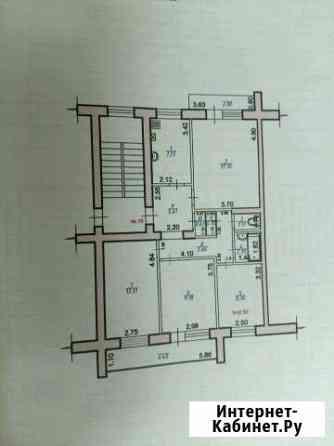 4-комнатная квартира, 73 м², 5/5 эт. Элиста