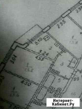 1-комнатная квартира, 30 м², 5/5 эт. Братск
