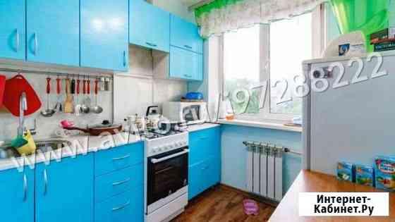 3-комнатная квартира, 61 м², 5/5 эт. Комсомольск-на-Амуре
