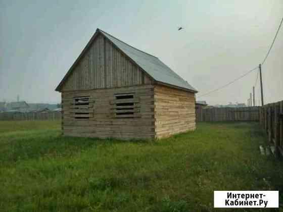 Дом 56 м² на участке 27 сот. Улан-Удэ
