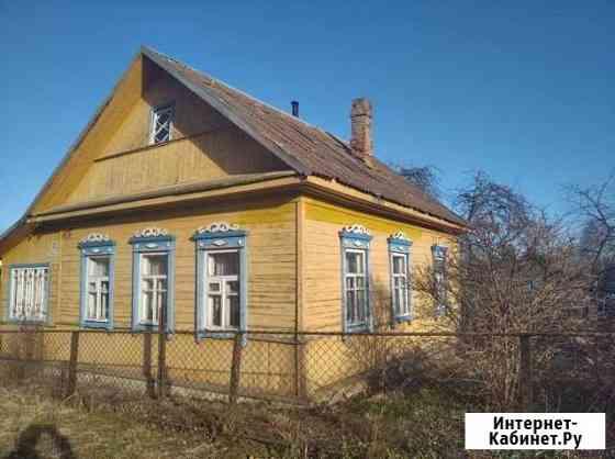 Дом 50 м² на участке 6 сот. Невель