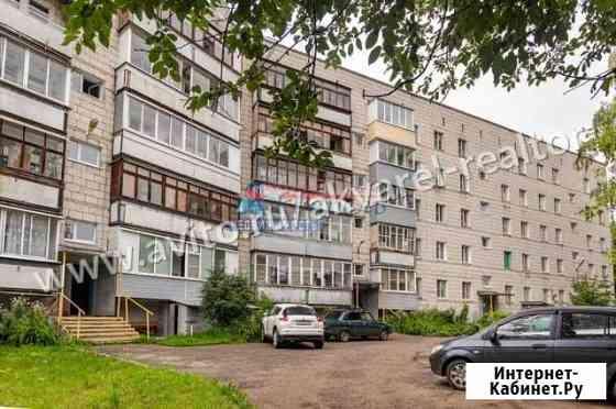 3-комнатная квартира, 55.3 м², 4/5 эт. Кострома