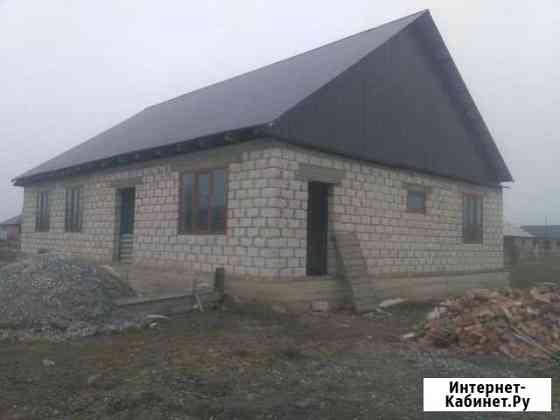Дом 185 м² на участке 8 сот. Грозный