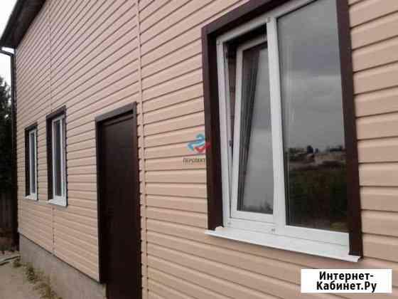 Дом 135 м² на участке 5 сот. Белгород