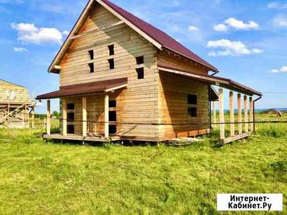 Дом 112 м² на участке 7.2 сот. Сосновоборск