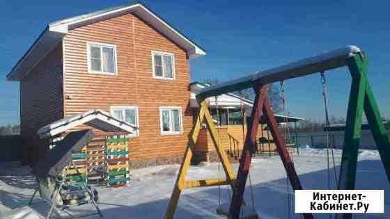 Коттедж 150 м² на участке 6 сот. Челябинск