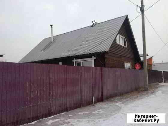 Дом 107 м² на участке 6 сот. Смоленка