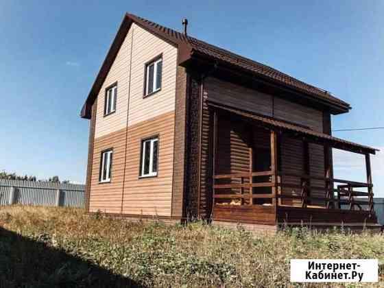Коттедж 140 м² на участке 7 сот. Ново-Талицы