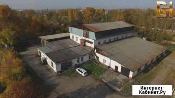 Складское помещение Иркутск