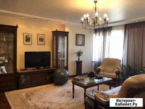 3-комнатная квартира, 108 м², 6/9 эт. Иркутск