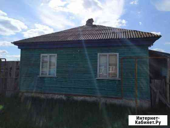 Дом 45 м² на участке 6 сот. Поворино