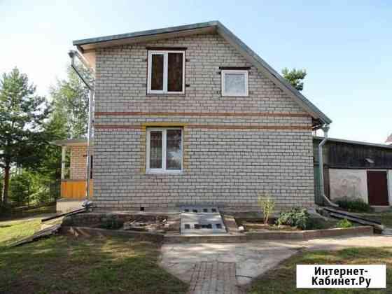 Дом 100 м² на участке 15 сот. Псков
