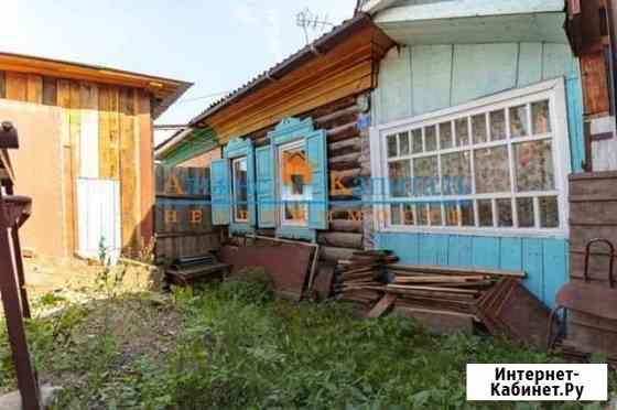 Дом 27.6 м² на участке 6 сот. Красноярск