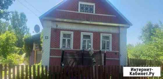 Дом 48 м² на участке 10 сот. Парфино