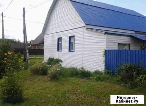 Дом 50 м² на участке 10 сот. Ялуторовск